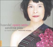 Sandrine Piau - Handel Opera Seria, New Music
