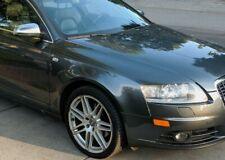 Opaco Cromo Specchio Cover Ricambio Coppia Per Audi A4 S4 B6 B7 Anche A6 E A3