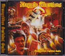 Dayglo Abortions - Armageddon Survival Guide CD - New / Sealed (2016) Punk rock