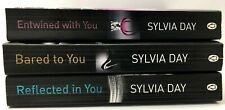 Crossfire Trilogy by Sylvia Day, Bared to You Reflected in You Entwined with You