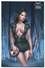 Grimm Fairy Tales Van Helsing VS Werewolf #3 Jason Cosplay Exclusive Cover E