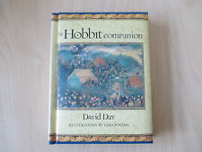 David Day - THE HOBBIT COMPANION - HC - englisch - (11257)