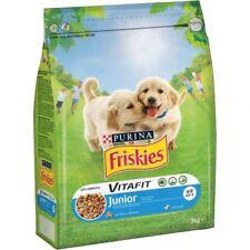 Pienso para perros cachorros PURINA FRISKIES VITAFIT 18Kg con pollo