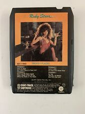RUBY STARR  Smokey Places  8 Track Tape  1977 *Tested / Guaranteed*