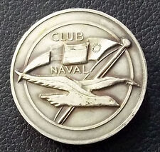 """URUGUAY OLD""""CLUB NAVAL""""ARMED FORCES NAVY CLUB DOVE FLAG MILITARY LAPEL PIN BADGE"""