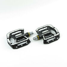 "Shimano SAINT PD-MX80 Bike 9/16"" Non-SPD Flat Platform Pedals for DH FR BMX"