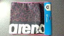 Arena Fast Swimbag, Trainingsbeutel, Turnbeutel, schwarz/pink  NEU ( 3422 )