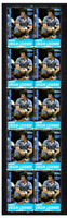 NATHAN HINDMARSH NSW STATE OF ORIGIN LEGENDS STRIP OF 10 MINT VIGNETTE STAMPS