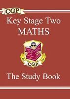 KS2 Maths Study Book: Study Book Pt. 1 & 2,CGP Books