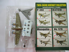 1/144 F-toys Twin-Engine Aircraft Collection 04A Hs Henschel 129B-2 The Second