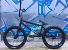 "BMX BIKE VANDALS SKULLS BLACK 20"" Shipping UK/Europe Oil Slick Jet Fuel"