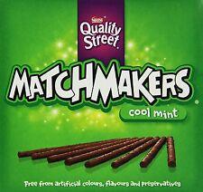 NESTLE qualité Rue Matchmakers MINT en Boîte chocolats 130gm boite emballé