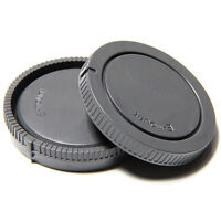 Camera Body Cover + Rear Lens Protect Cap For Camera A7 Sony E-Mount NEX Lenses