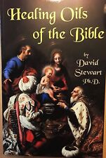 Healing Oils of the Bible by David Stewart Paperback BRAND NEW