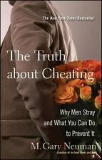 The Truth about Cheating: Why Men Stray and What You Can Do to Prevent-ExLibrary