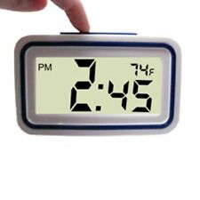 Talking Digital Alarm Clock and Temperature *Great for the Blind / Low Vision*