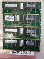 8GB DDR1  PC DDR PC1600R  DDR-200MHz 1600  CL2 184PIN ECC-REG RDIMM 2RX4 128X4