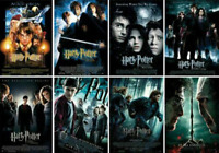 Harry Potter: The Complete 8-Film Collection DVD (8-Disc Box Set) * Brand NEW *
