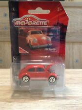 Majorette Vintage cars Limited Edition VW Beetle Red Model Diecast