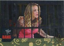 Big Bang Theory Seasons 6 & 7 Silver Parallel Base Card #69 Hairy Performance