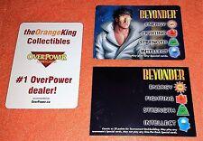 OVERPOWER Beyonder hero plus free Marvels Beyonder (black with updated inherent)