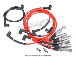 VOLKSWAGEN (1992-1999) Spark Plug Wire Set KARLYN-STI OEM + Warranty