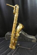 "Conn 12M ""Chu Berry"" Bari Baritone Saxophone"