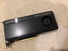 EVGA NVIDIA GEFORCE GTX 660 TI 2GB Graphics card PCI - Mint Condition