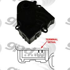 HVAC Heater Blend Door Actuator Global 1712064
