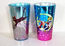 Sailor Moon Cup Cartoon Black Cat Mug Tea Milk Drink Heat-resistant Glass Cup