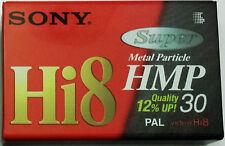 VIDEOCASSETTA SONY 8mm P5-30HMP2  CAMCORDER PRODOTTO NUOVO 30 MIN.