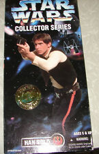 "Star Wars 12"" collectors series Han Solo  ANH  E IV  misb original trilogy   413"