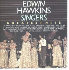 Cd album-edwin hawkins singers-greatest hits-oh happy day/lay down