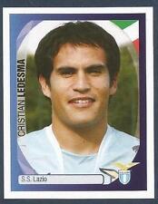 PANINI UEFA CHAMPIONS LEAGUE 2007-08- #189-LAZIO-CRISTIAN LEDESMA