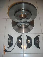 FRENI ANT. dischi + pastiglie AUDI A2 A3 SEAT SKODA  VW polo 9N dal 2001 in poi