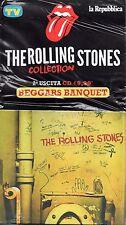 Rolling Stones Collections Mondadori Cd Digipack Blisterato Beggars Banquet