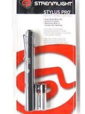 Streamlight Stylus Pro Black C4 LED 65 Lumen Flashlight 66118 Water Proof