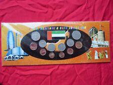 United Arab Emirates - U.A.E. Hertitage & Coin Collection 1991 - 1419
