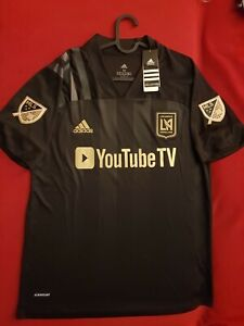 Los Angeles Football Club 2020 MLS Carlos Vela 10 Football shirt camiseta futbol