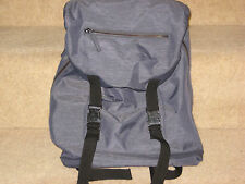 "RIVER ISLAND BACKPACK  17"" X 12"""