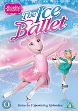 Angelina Ballerina: The Ice Ballet DVD (2013) Angelina Ballerina ***NEW***