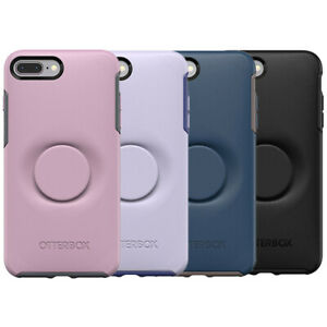 Pop Symmetry Series for Apple iPhone 7 PLUS Stand Grip Case Cover Dual