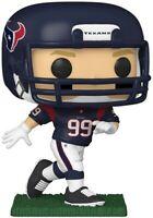 FUNKO POP! NFL: Houston Texans - JJ Watt [New Toy] Vinyl Figure