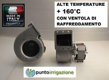Ventilatore Centrifugo ALTE TEMPERATURE 80 W  160° C Motore elettrico Monofase