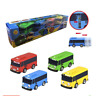 4pc Cars Toy The Little Bus TAYO Friends Special Set Tayo Gani Rani Xmas Gift