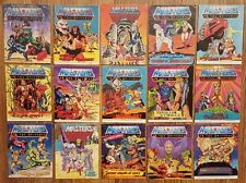 He-Man Mini Comic Books MOTU Lot-15 comics King of Castle Grayskull Trap Jaw+++