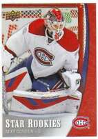 2015-16 Upper Deck NHL Star Rookies Hockey RC #2 Mike Condon Canadiens