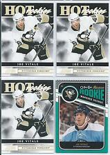 Joe Vitale  11/12    4-RC Lot   Score & OPC