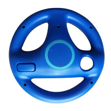 6 Color Racing Steering Wheel For Nintendo Wii Mario Kart Controller Remote Game
