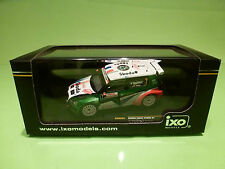 IXO 1:43 -  SKODA FABIA S2000 - MONTE CARLO 2010  RAM420    - IN  ORIGINAL  BOX